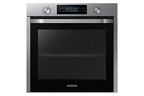 Samsung NV75K5571RS Intégré Electrique 75L A Noir, Acier inoxydable four - fours (Moyenne,...