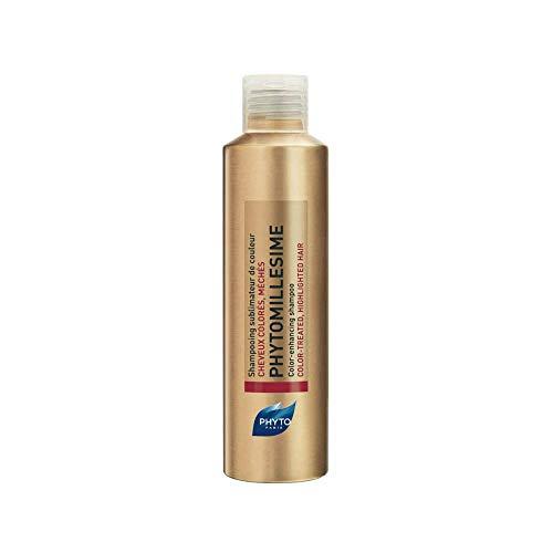 Phyto Phytomillesime Shampoo Sublimante del Colore per Capelli Colorati, con Mèches, Protegge il Colore, Formato da 200 ml