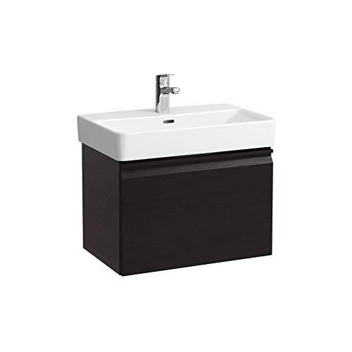 LAUFEN Pro S Waschbeckenunterschrank, 1 Schublade innen, 1 Schublade, für Waschbecken 818959, 550 x 370 x 390, Farbe: weiß glänzend - H4830320954751