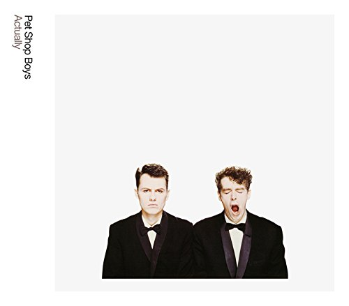 Pet Shop Boys - Actually. Further Listening 19