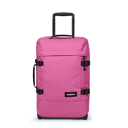 Eastpak TRANVERZ S Bagaglio a mano, 51 cm, 42 liters, Rosa (Frisky Pink)
