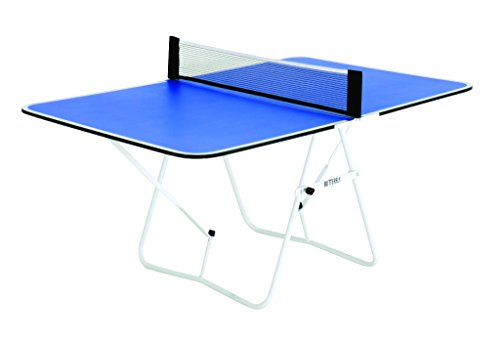 Butterfly Family Mini Ping Pong Table | 1 Piece Portable Ping Pong...