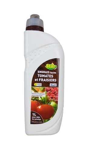 Start Engrais UAB liquide fraisiers tomates verseur-doseur 1L 1L EOLFT1