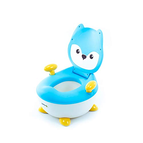 Troninho Fox Potty Safety 1st, Azul