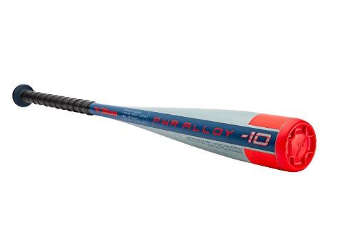 Mizuno PWR ALLOY - Big Barrel (2 5/8) Youth USA Baseball Bat (-10), 27 in/17 oz.
