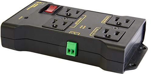 Iot Relay - Enclosed High-power Power Relay for Arduino, Raspberry Pi,...