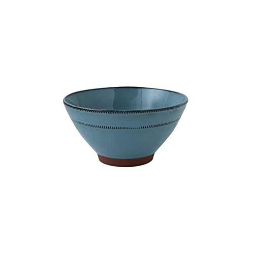 GWSGSCSL Large Capacity Ceramic Bowls, Salad Bowls, Noodle Bowls, Breakfast Bowls, Dining Rooms, Kitchen Utensils