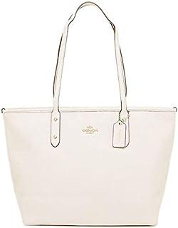 كوتش حقيبة للنساء-ابيض - حقائب كبيرة توتس
