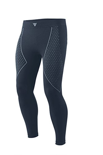 Dainese-D-CORE THERMO PANT LL, Schwarz/Anthrazit, Größe XS/S
