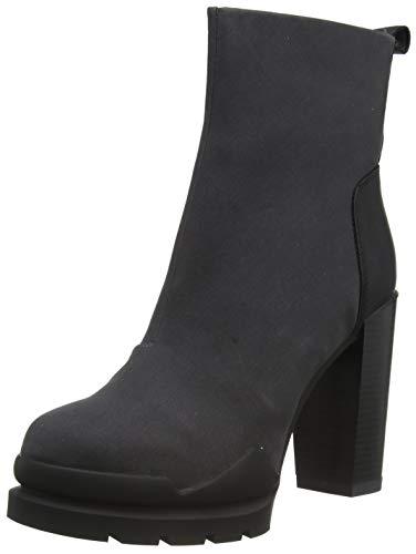 G-STAR RAW Rackam Heel Boot, Botines Femme, Gris (Shadow 992), 35 EU
