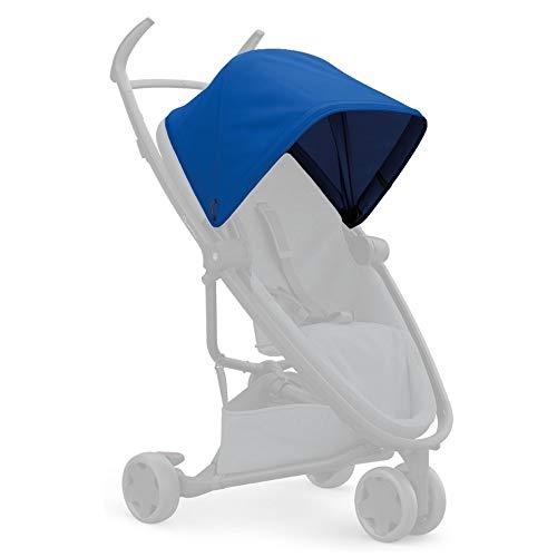Quinny Zapp Flex Suncanopy, Sonnenschutz für den Zapp Flex Kinderwagen & Buggy, blue (blau)