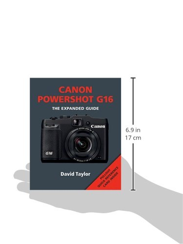 Canon Powershot G16 (Expanded Guides)