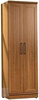 Pemberly Row Storage Cabinet in Sienna Oak Finish