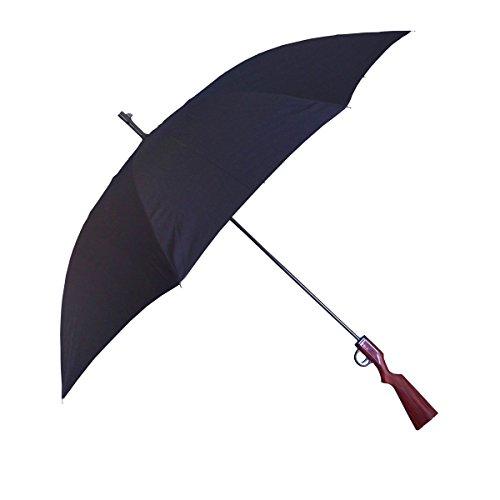 Collectors Heritage Rifle Stock Umbrella (Black)