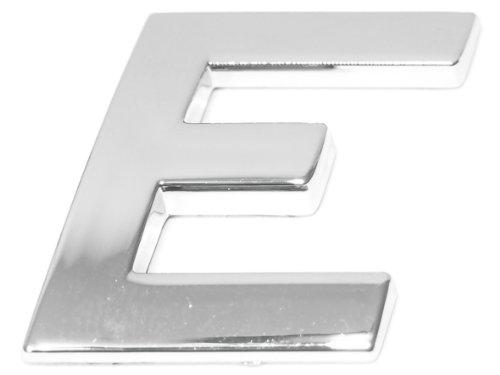 Eufab 30315 3d-letter E Car-logo