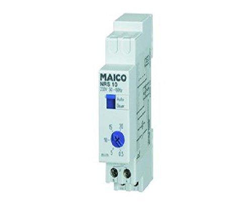Maico 1895840 Nachlaufrelais 230 V 50/60 Hz, IP20 NRS10
