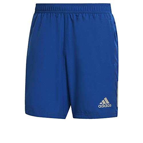 adidas Own The Run Shorts Men's, Blue, Size S 7'