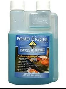 Helix Life Support Super sale period limited The Pond - 8oz De-chlorinator Liquid Digger Selling rankings