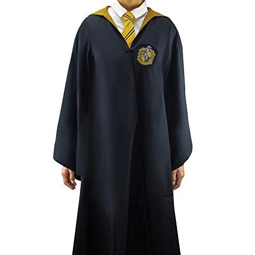 Cinereplicas Harry Potter - Zaubererkleid - Offiziell (Large Erwachsene, Hufflepuff) - Offiziel lizensiert