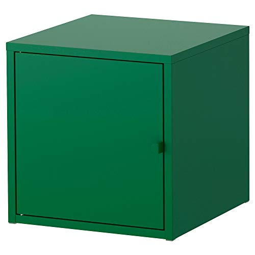 IKEA ASIA LIXHULT kast metaal donkergroen