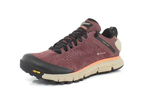 "Danner Women's 61202 Trail 2650 3"" Gore-Tex Hiking Shoe, Mauve/Salmon - 9.5 M"