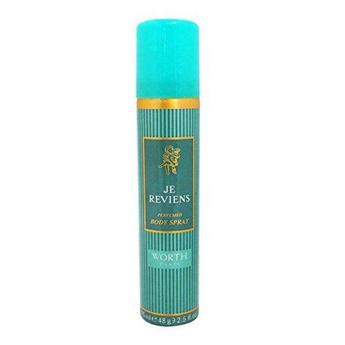 Worth 75 ml Je Reviens Body Spray by Worth