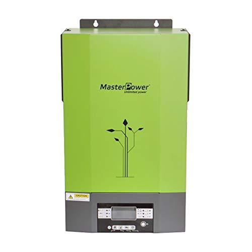 Master U-Power Inversor Cargador Hibrido X 5000W 48V MPPT Bluetooh Paralelizable
