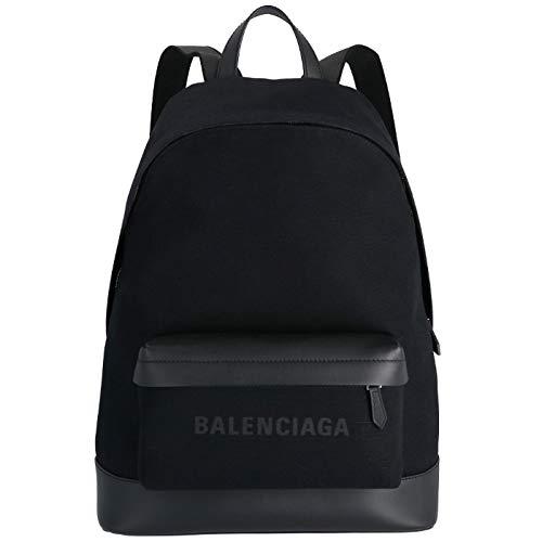 BALENCIAGA(バレンシアガ) バックパック ロゴ キャンバス リュックサック リュックサック 392007 AQ3AN 1000 [並行輸入品]