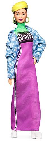 barbie grassa Barbie BMR1959 Bambola Snodata con Abito Fluorescente