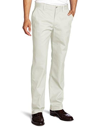 Lee Uniforms Men's Uniforms Straight-Leg College Pant, Stone, 32x30