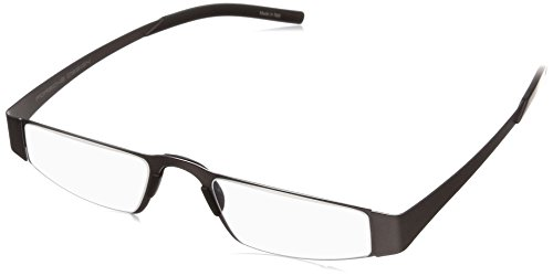 Leesbril Porsche Design P'8811b full titanium zilver/grijs +1.00