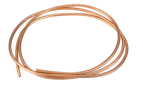 Wanggang Kupferspule 12/14/16 mm Kupferrohr Klimaanlage Kupferrohr weicher Zustand Kupferrohr,14 * 1mm