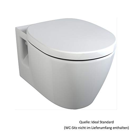 Ideal Standard Connect Wand-WC weiß; Flachspül-WC