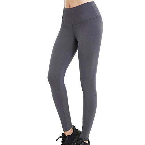 Pantalones De Yoga Conjunto De Yoga Que Hace Punto Inconsútil De Yoga Pantalones Gimnasio Polainas De Las Mujeres De Cintura Alta del Entrenamiento De Control De Abdomen Deportes Mallas para Correr