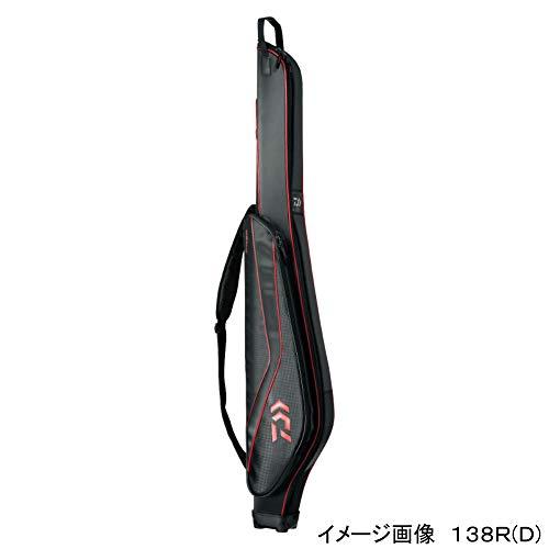 ダイワ(Daiwa) ロッドケース セミハード ロッドケース(D) 125RS(D) レッド