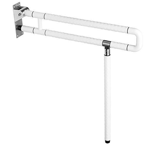 RanDal 60Cm / 75Cm Wc Badezimmer Haltegriff Senioren Behinderung Sicherheit Handlauf Weiß - 750Mm