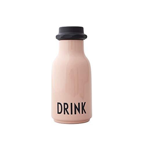 Design Letters Wasserflasche für Kinder 330 ml (Nude)