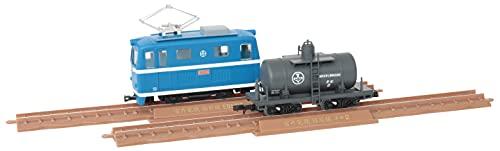 鉄道コレクション 鉄コレ ナローゲージ80 猫屋線直通用 路面電気機関車+タンク貨車 2両セット ジオラマ用品 (メーカー初回受注限定生産)