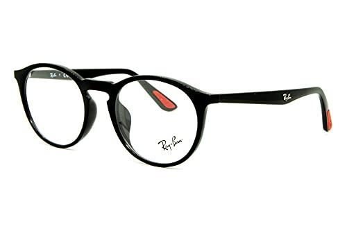 RAY-BAN RX7145D - 2475 眼鏡 ブラック 51mm