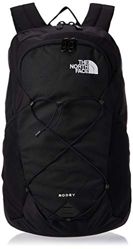 The North Face Rodey Sac à dos Mixte Adulte, TNF Black, Taille Unique