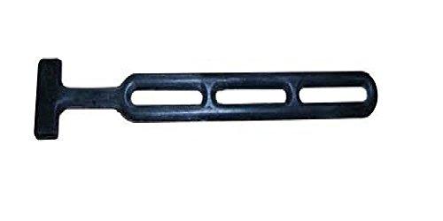 Schwagers Teileshop 10x Gummistroppe 8mm x 280mm schwarz Anhänger Plane UV-beständig