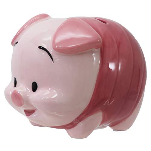 マリモクラフトくまのプーさん[貯金箱]セラミック フィギュア バンク/ピグレット S ディズニー