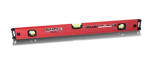 Rubi 76920 Nivel, Rojo, 40 cm