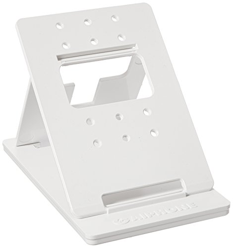Aiphone MCW-S/A Desk Mount Stand for AX, GT, JF, JM, JO, and KB Series Systems