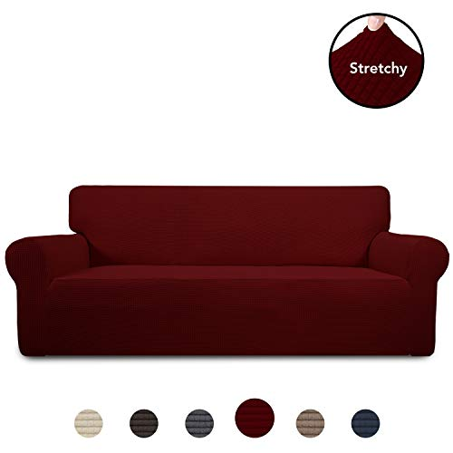 PureFit Stretch Oversized Sofa S...