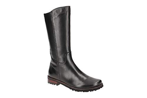 Everybody Damen Stiefeletten - Elegante Stiefelette TAMARINDO 29918D2360 Black Schwarz, EU 39