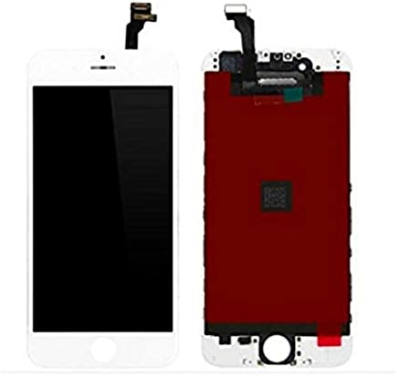 Ecom Hub™ LCD Display + Touch Screen Digitizer Assembly for Apple iPhone 6 : White