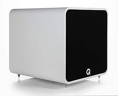 Q Acoustics Q B12 Subwoofer (Arctic White) by Q Acoustics
