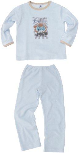 Petit Bateau Schlafanzug Pyjama mit Löwen Motiv (102 cm)
