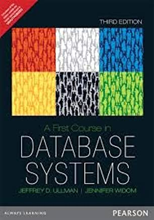 First Course in Database Systems Edition 3